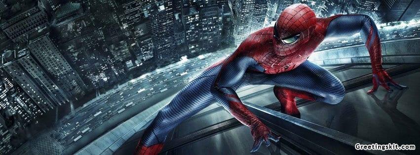 Amazing Spider Man FB Cover