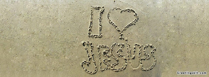 I Love Jesus FB Cover