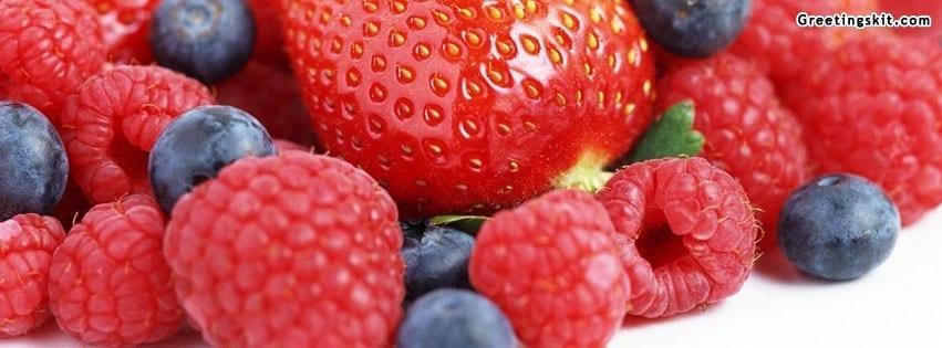 Sweet Fruits Facebook Timeline Cover