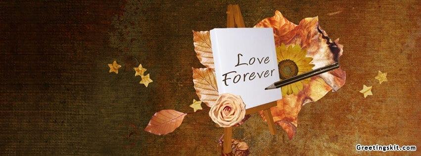 Love fb covers greetingskit love forever facebook timeline cover altavistaventures Images