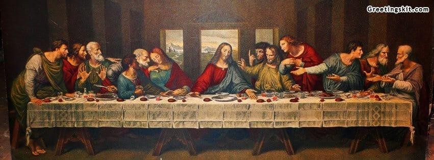 Last Supper FB Cover