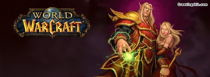 World of Warcraft Facebook Timeline Cover