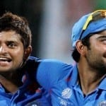 Raina & Kohli Facebook Timeline Cover
