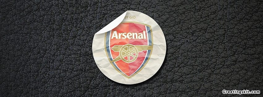 Arsenal FC Facebook Timeline Cover
