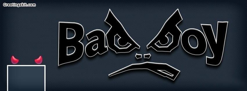 Bad Boy Facebook Timeline Cover