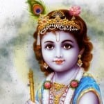 Lord Krishna Facebook Timeline Cover