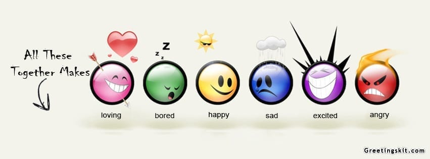 My Moods Facebook Timeline Cover