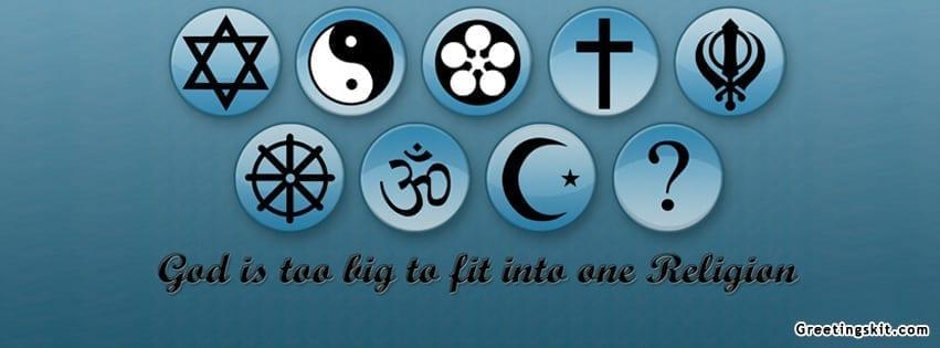 Religions Facebook Cover