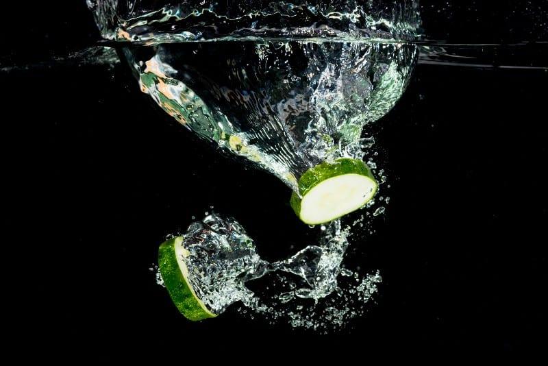 Amazing Benefits of Cucumber Water
