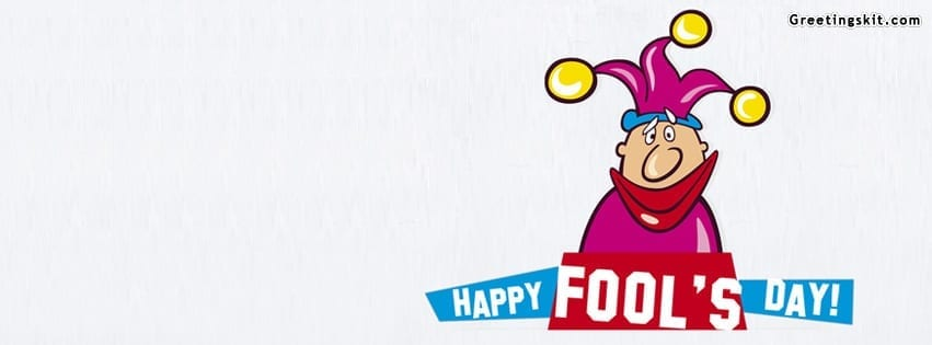 Happy April Fool Day Facebook Timeline Cover