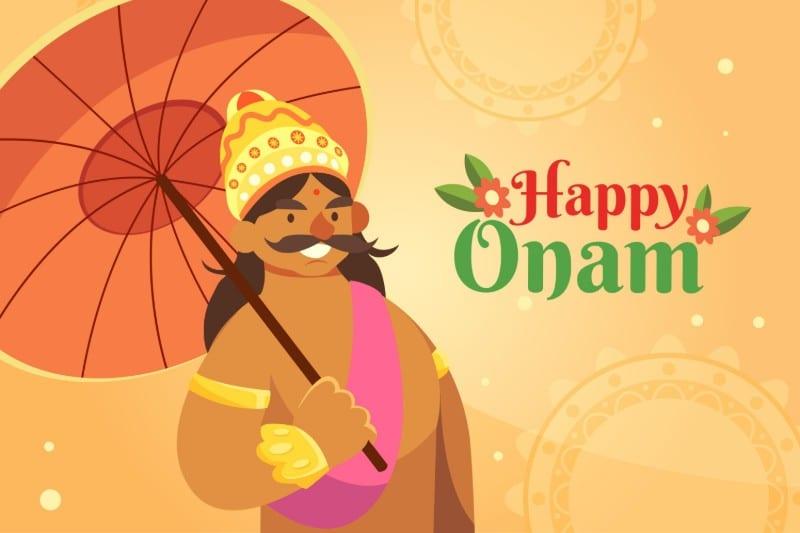 King Mahabali and Onam