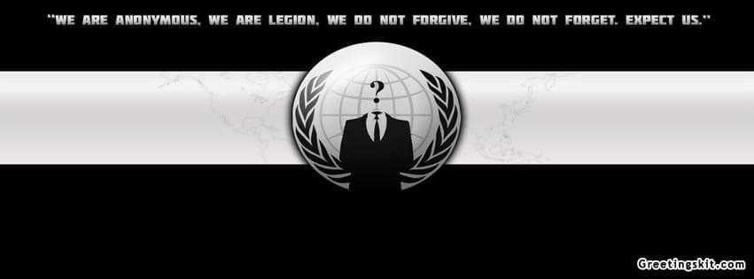 Image of: Mask We Are Anonymous Facebook Cover Greetingskitcom We Are Anonymous Facebook Cover April 18 2012 Greetingskitcom
