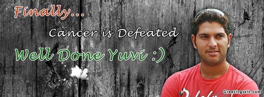 Yuvraj Singh Facebook Timeline Cover